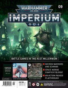 [Warhammer 40K: Imperium #9 (Product Image)]