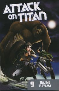 [Attack On Titan: Volume 9 (Product Image)]