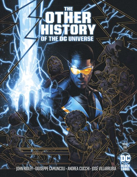 [Other History Of The DC Universe #1 (Variant Edition) (Product Image)]