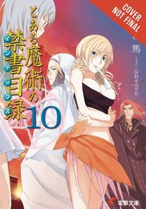 [A Certain Magical Index: Volume 10 (Product Image)]