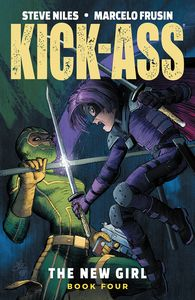 [Kick-Ass: The New Girl: Volume 4 (Product Image)]