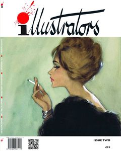 [Illustrators Magazine #2 (Product Image)]