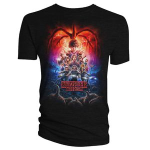 [Stranger Things 2: T-Shirt: It's Behind You (Product Image)]