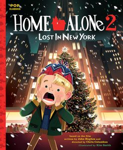 [Home Alone 2: Lost In New York: The Classic Illustrated Storybook (Product Image)]