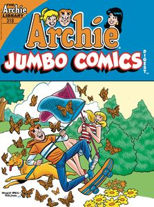 [Archie: Jumbo Comics Digest #318 (Product Image)]
