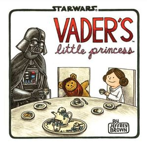 [Vader's Little Princess (Hardcover) (Product Image)]