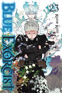 [Blue Exorcist Volume 23 (Product Image)]