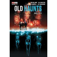 [CANCELLED Signing Of Old Haunts #1 (Product Image)]