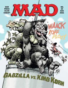 [Mad Magazine #20 (Product Image)]