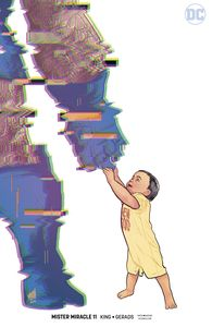 [Mister Miracle #11 (Variant Edition) (Product Image)]