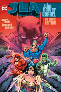 [JLA: The Tower Of Babel (The Deluxe Edition Hardcover) (Product Image)]