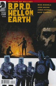 [B.P.R.D.: Hell On Earth #125 (Product Image)]