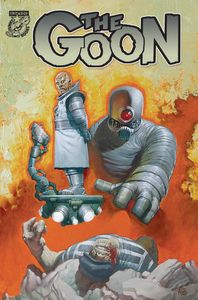 [Goon #13 (Cover A Powell) (Product Image)]