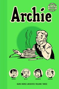 [Archie Archives: Volume 3 (Hardcover) (Product Image)]