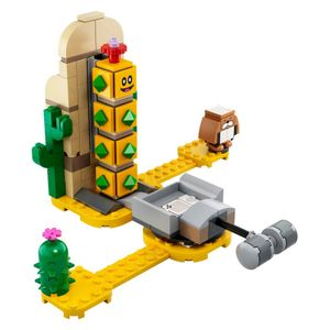 [LEGO: Super Mario: Expansion Set: Desert Pokey (Product Image)]