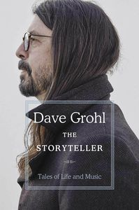 [Dave Grohl: The Storyteller: Tales Of Life & Music (Hardcover) (Product Image)]