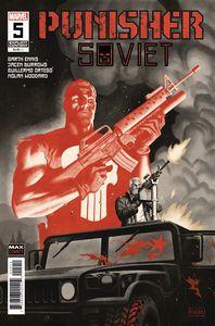 [Punisher: Soviet #5 (Product Image)]