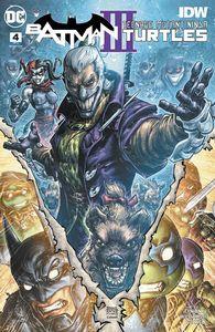 [Batman Teenage Mutant Ninja Turtles III #4 (Product Image)]
