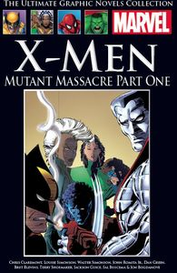 [Marvel Graphic Novel Collection: Volume 254: X-Men Mutant Massacre Part 1 (Hardcover) (Product Image)]