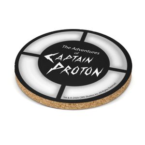 [Star Trek: Voyager: The 55 Collection: Coaster: Captain Proton (Product Image)]