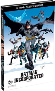 [Legends Of Batman: DC Graphic Novel Collection: Volume 64: Batman Incorporated: Volume 2 (Product Image)]