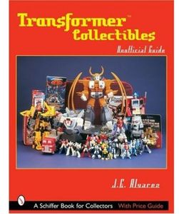 [Transformers: Transformer Collectibles: Unofficial Guide (Hardcover) (Product Image)]
