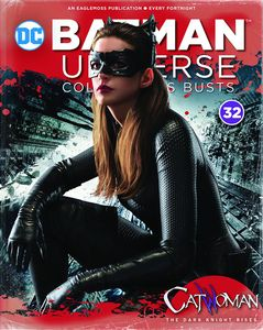 [DC Batman Universe Bust Collection #32: Dark Knight Rises: Catwoman (Product Image)]