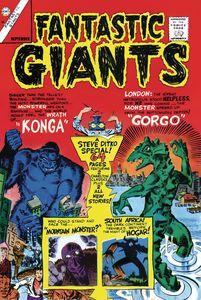 [Fantastic Giants (Facsimile Edition) (Product Image)]