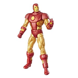 [Marvel Legends: Action Figure: Super Heroes Vintage Iron Man (Product Image)]