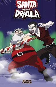 [Santa Vs Dracula (Product Image)]