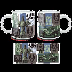 [Halo 4: Anniversary Collection: Mug: A Hero Awakens Montage (Product Image)]