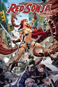 [Red Sonja #6 (Cover C Gomez) (Product Image)]