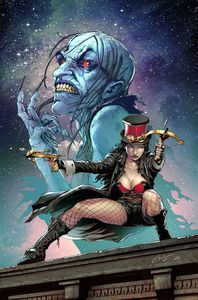 [Van Helsing: Black Annis: One Shot (Cover A Edgar Salazar) (Product Image)]