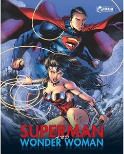 [Superman & Wonder Woman: Plus Collectibles (Hardcover) (Product Image)]