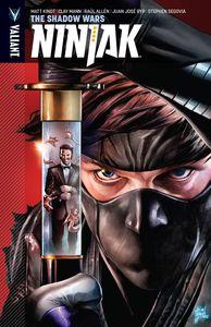 [Ninjak: Volume 2: Shadow Wars (Product Image)]
