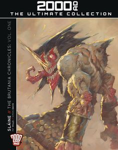 [2000AD: Ultimate Collection: Issue 73: Slaine: The Brutania Chronicles: Volume 1 (Product Image)]