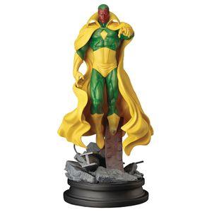 [Marvel Universe: Kotobukiya Fine Art Statue: The Vision (Product Image)]