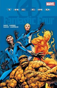 [Fantastic Four: The End (New Printing) (Product Image)]