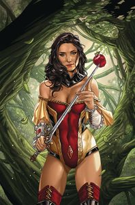 [Grimm Fairy Tales #12 (Cover C Ruiz) (Product Image)]