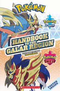 [Pokémon: Galar Region Handbook (Product Image)]