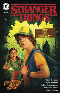 [Stranger Things: Science Camp #1 (Cover B Lambert) (Product Image)]