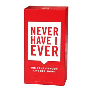 [Never Have I Ever: The Game Of Poor Life Decisions (Product Image)]