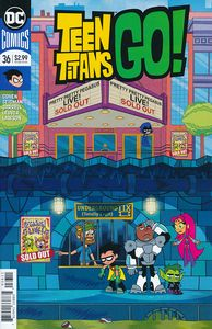 [Teen Titans Go #36 (Product Image)]