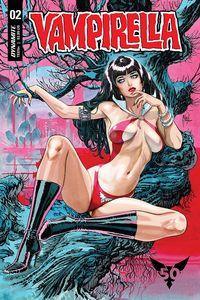 [Vampirella #2 (Cover B March) (Product Image)]