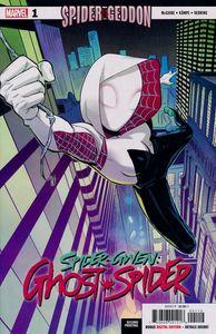 [Spider-Gwen: Ghost-Spider #1 (2nd Printing Kampe Variant) (Product Image)]