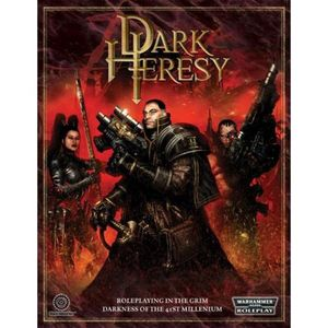 [Warhammer 40K: Dark Heresy RPG (Product Image)]