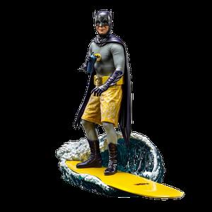 [Batman 1966: 1:10 Art Scale Statue: Batman On Surfboard (Product Image)]