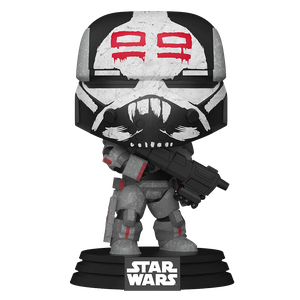[Star Wars: The Bad Batch: Pop! Vinyl Bobblehead Figure: Wrecker (Product Image)]