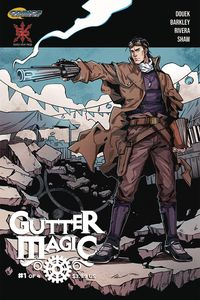 [The cover for Gutter Magic #1]
