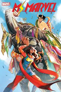 [Ms Marvel: Beyond Limit #2 (Product Image)]